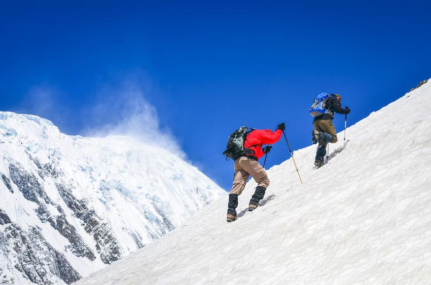 2 MOTORI per correre tra i ghiacci