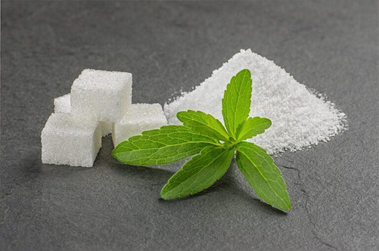 La stevia alza la glicemia?