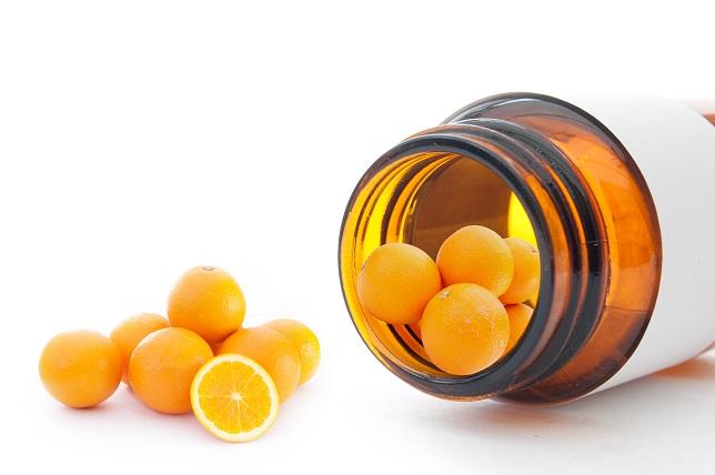 Frutta carente! Quanta vitamina C contiene un arancia!?