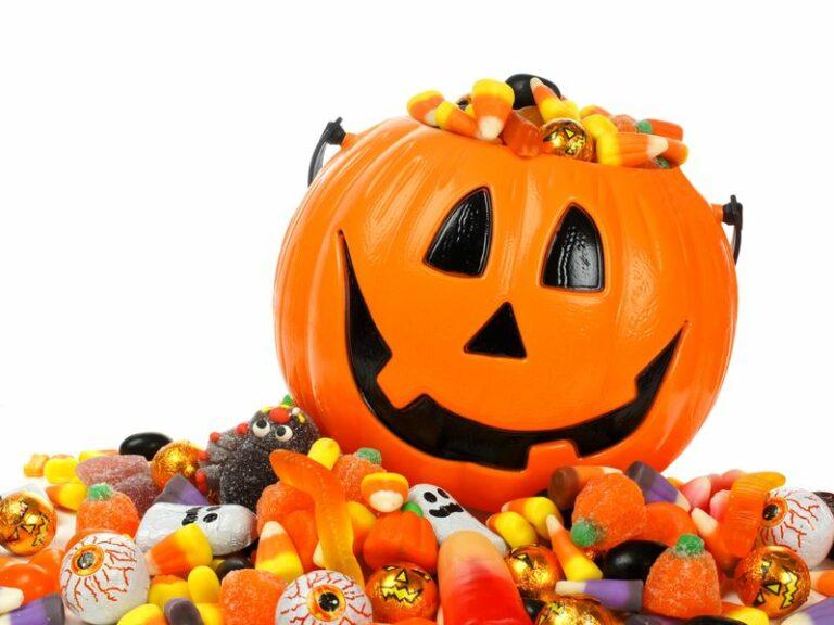 Morti di zucchero ad Halloween!