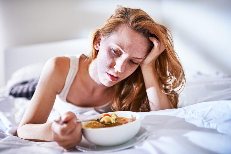 Come ammalarsi con il cibo