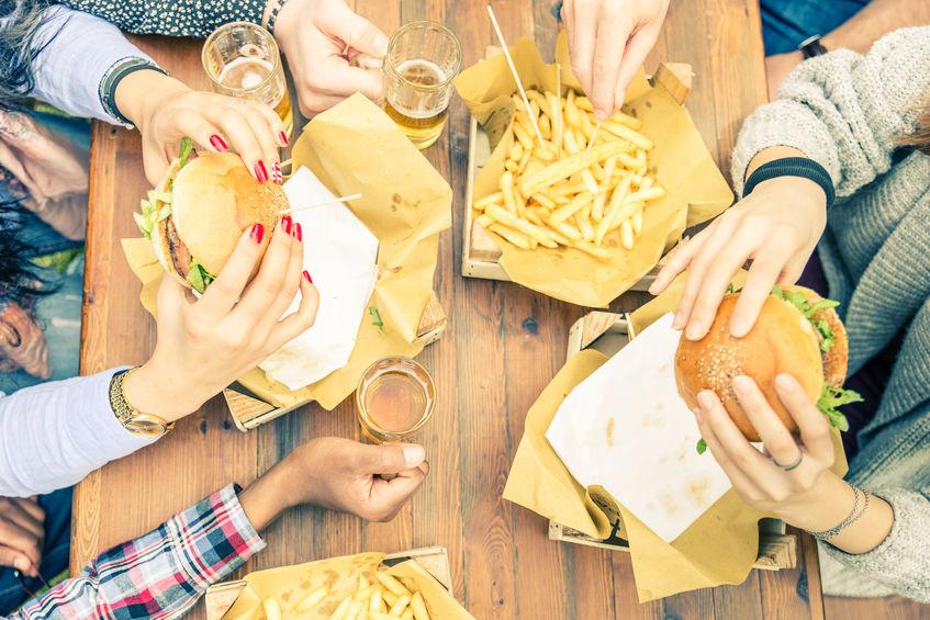 Puoi mangiare sano in un fast food?