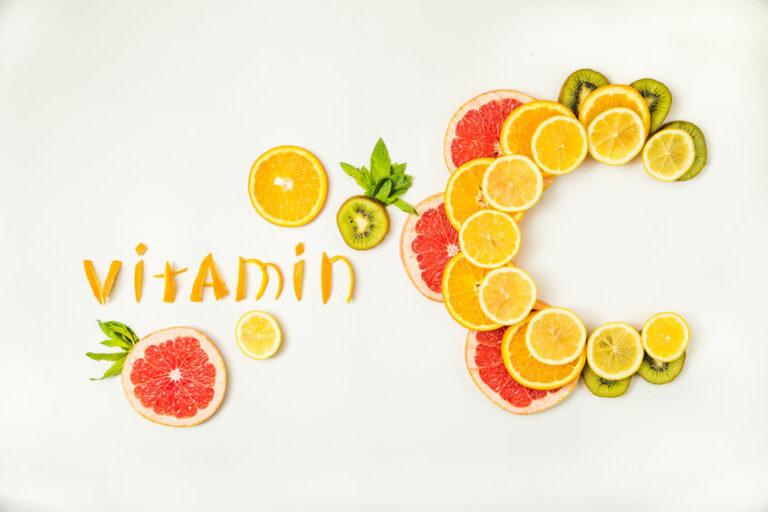 Vitamina C: NON la produciamo…come mai?